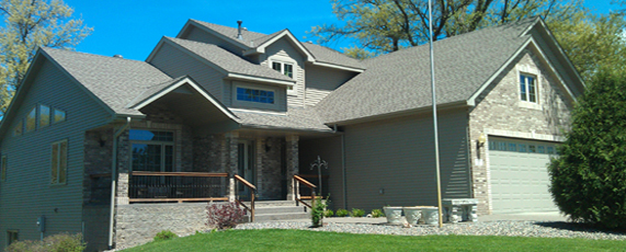 Andover Mn Roofing Replacement Windows Vinyl Siding